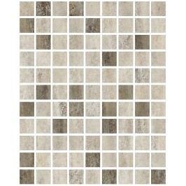 Obklad Multi BARK mix barev mozaika 20x25 cm, lesk BARK25MOS