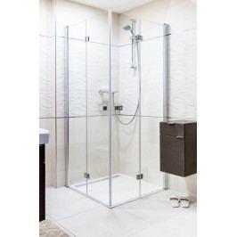 ANIMA sprchový kout čtverec 90x100 skládací SIKOSK90100