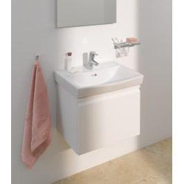 Skříňka pod umyvadlo Laufen Pro Nordic 55 cm, bílá lesklá H4830370954751