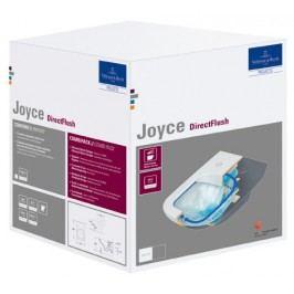 Závěsné WC Villeroy & Boch Joyce, zadní odpad, 56cm 5607R201