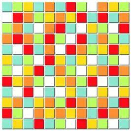 Mozaika Fineza Happy mix 30x30 cm, lesk WDM02327.1