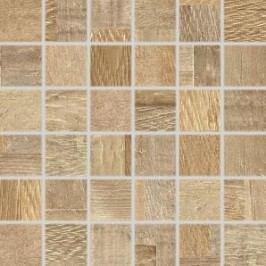 Mozaika Rako Era béžová 30x30 cm, mat, rektifikovaná DDM05707.1