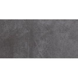 Dlažba Dom Entropia antracite 30x60 cm, mat DEN370