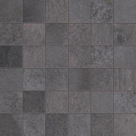 Mozaika Dom Entropia antracite 33x33 cm, mat DEN70M