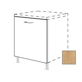 LUSI24 Kuchyňská dvířka na myčku v.60xš.45cm, dub - 698.GSBD45I