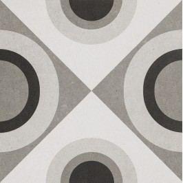 Dlažba Dom Comfort C grey eye 25x25 cm, mat, rektifikovaná DCOCE40