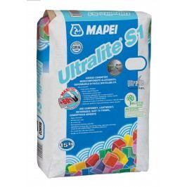 Lepidlo Mapei Ultralite S1 15 kg šedá (C2TE S1) ULTRALITES1