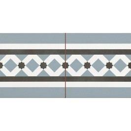 Listela Peronda FS Patchworks ice 22,5x45 cm, mat CHENLEYIC