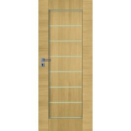 Interiérové dveře NATUREL Perma, 60 cm, pravé, jilm, PERMAJ60P