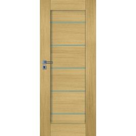 Interiérové dveře NATUREL Aura, 60 cm, pravé, jilm, AURAJ60P