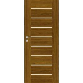 Interiérové dveře NATUREL Perma, 70 cm, pravé, ořech karamelový, PERMAOK70P