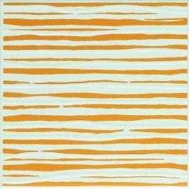 Dekor Fineza Happy oranžová 20x20 cm, lesk WIT1N311.1
