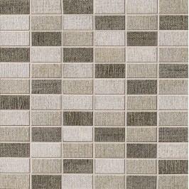 Mozaika Dom Tweed mix barev muretto cold 30x30 cm, mat DTWM02M