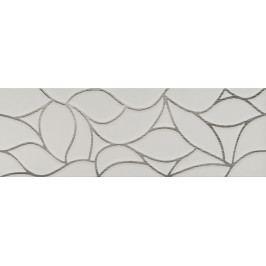 Dekor Dom Comfort G grey design platinum 33x100 cm, mat DCOG40DD