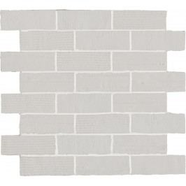 Mozaika Dom Comfort G grey brick 33x33 cm, mat DCOGMB40