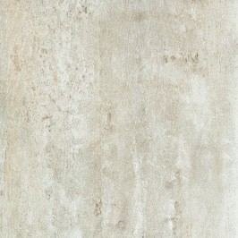 Dlažba Fineza Cement Look bílá 60x60 cm, mat, rektifikovaná CEMLOOK60WH