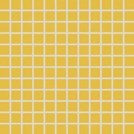 Mozaika Rako Color Two tmavě žlutá 30x30 cm, mat GDM02142.1