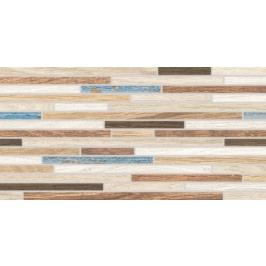 Dekor Rako Board vícebarevná 30x60 cm, mat, rektifikovaná DDPSE467.1