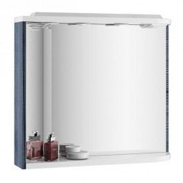 RAVAK Zrcadlo M 780 L bříza/bílá X000000160