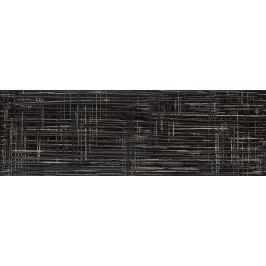 Dekor Kale Illusion black 25x75 cm, lesk, rektifikovaná CAM1230R