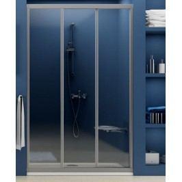 Sprchové dveře RAVAK ASDP3-130 bílá+pearl 00VJ010211