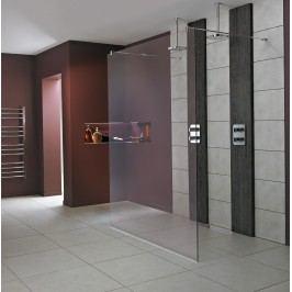 Pevná stěna Ideal Standard Wetroom Walk-in 140 cm, čiré sklo L6226EO