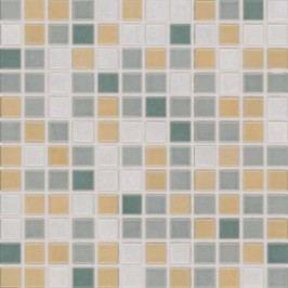 Mozaika Rako Savana mix barev 30x30 cm, mat GDM02210.1