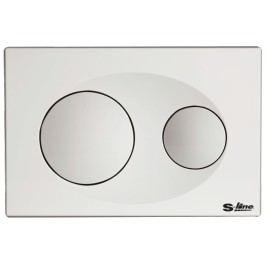 Ovládací tlačítko S-Line plast, bílá P40-0130