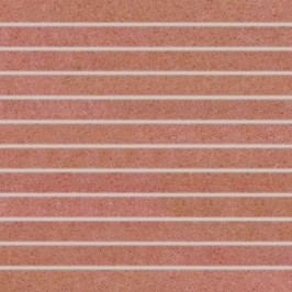 Mozaika Rako Rock červená 30x30 cm, mat, rektifikovaná DDP34645.1