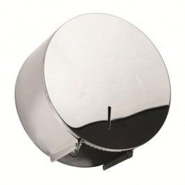 Bubnový zásobník na toaletní papír, lesk 125212051