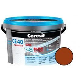 Spárovací hmota Ceresit CE40 2 kg clinker (CG2WA) CE40249