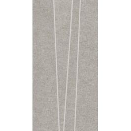 Dekor Rako Rock světle šedá 30x60 cm, mat, rektifikovaná DDVSE634.1