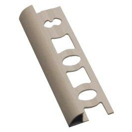 Lišta ukončovací oblá PVC bahama, 8 mm, 250 cm L82501