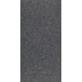 Dlažba Rako Rock černá 30x60 cm, lappato, rektifikovaná DAPSE635.1