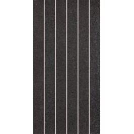 Dekor Rako Unistone černá 30x60 cm, mat, rektifikovaná DDPSE613.1