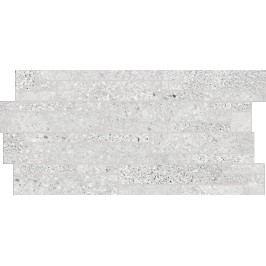 Dekor Rako Stones světle šedá 30x60 cm, mat, rektifikovaná DDPSE666.1