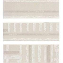 Dekor Rako Porto šedobéžová 20x60 cm, mat WITVE023.1