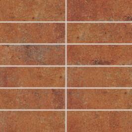 Dekor Rako Siena cihlová 45x45 cm, mat, rektifikovaná DDP44665.1