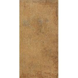 Dlažba Rako Siena hnědá 22,5x45 cm, mat, rektifikovaná DARPP664.1