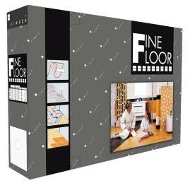 Teplá dlažba Fine Floor 6 - 9,6 m2 FFE