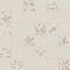 Mozaika Rako Textile slonová kost 30x30 cm, mat WDM05101.1