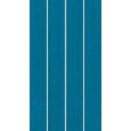 Prořez Fineza Via veneto petrolio 25x45 cm, mat WITP3068.1