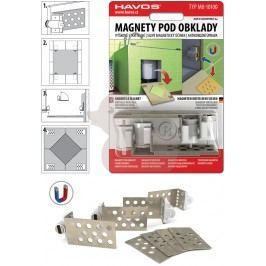 Magnety do obkladů stavitelné MAGNETYST