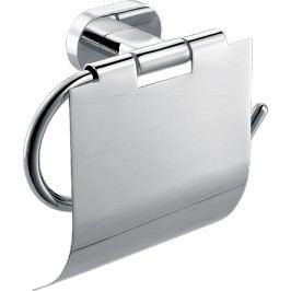 Držák toaletního papíru Valeta nástěnný, oblý VAL25