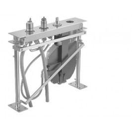 Hansa Hansacompact - Podomítkové těleso pro 4otvorovou baterii, montáž na vanový sokl 53020300