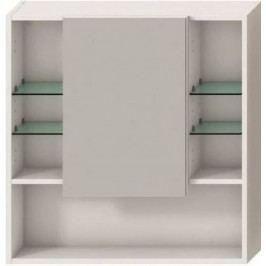Jika Lyra Plus zrcadlová skříňka 800 x 775 mm, bílá - H4532510383041