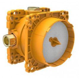 Laufen Concealed Bodies Těleso pro baterie pod omítku Simibox Light s uzavíracím ventilem H3789800001001