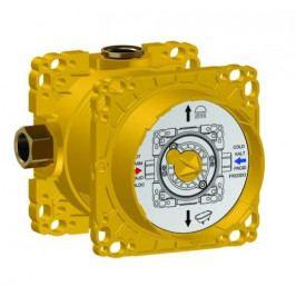 LAUFEN TWINPLUS Vrchní sada podomítkové sprchové baterie pro Simibox H3316260040001