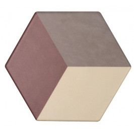 Dlažba Tonalite Examatt sand tredi 15x17 cm, mat EXMDTRESA