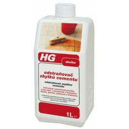 HG Odstraňovač zbytků cementu 1l HGOZC